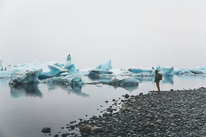 I Was Lucky To Capture The Raw Beauty Of Iceland
