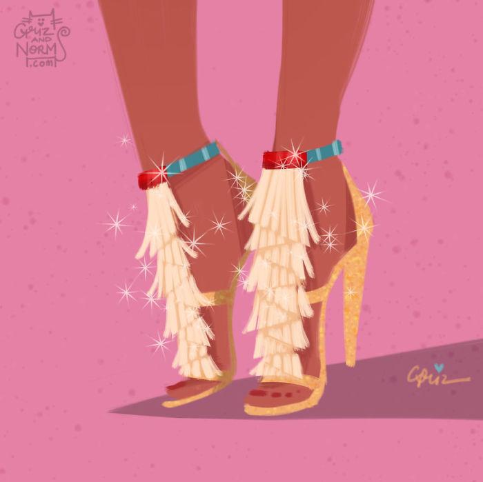 Pocahontas - Chloe
