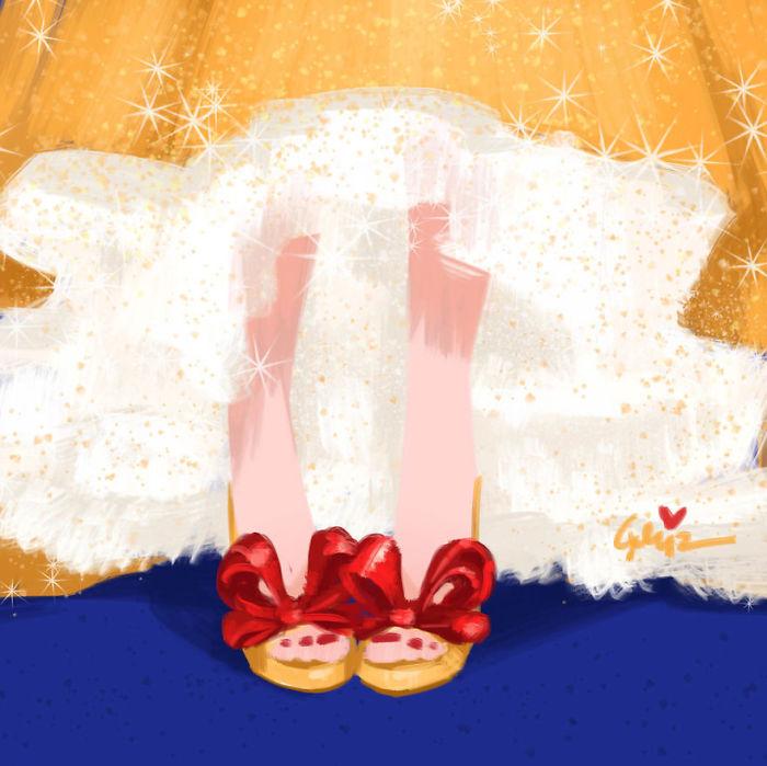 Snow White - Valentino