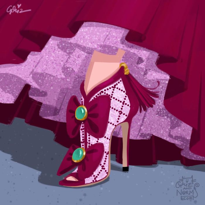 Lady Tremaine - Chanel