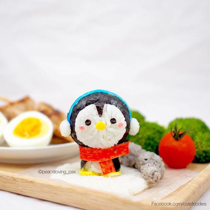 Adorable Rice Balls