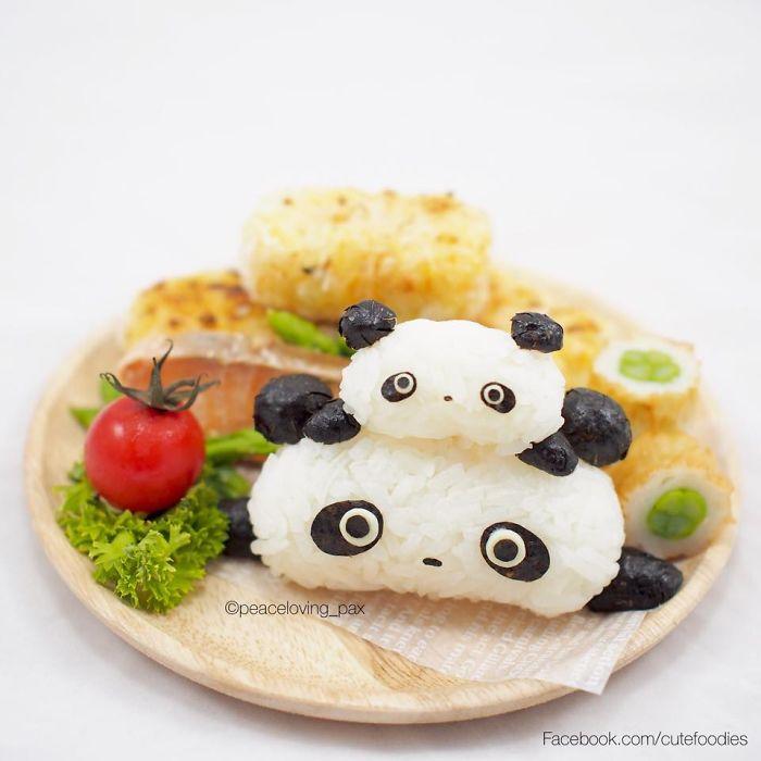Tare Panda Family