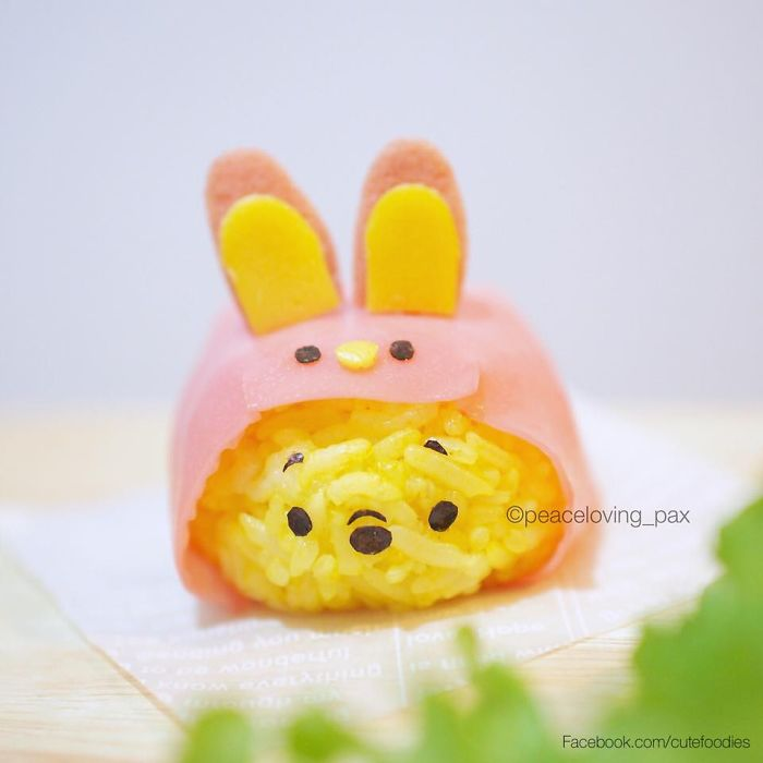 My Chubby Bunny Pooh