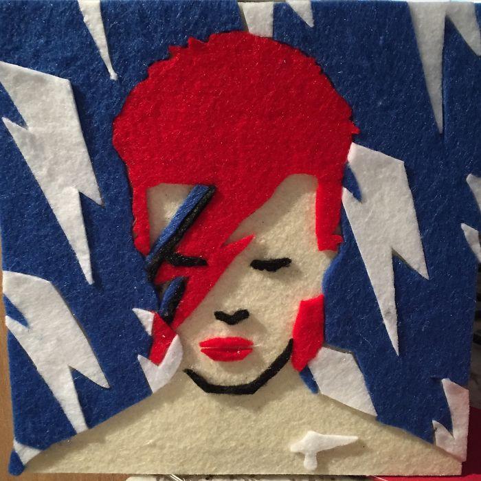 Felt Bowie