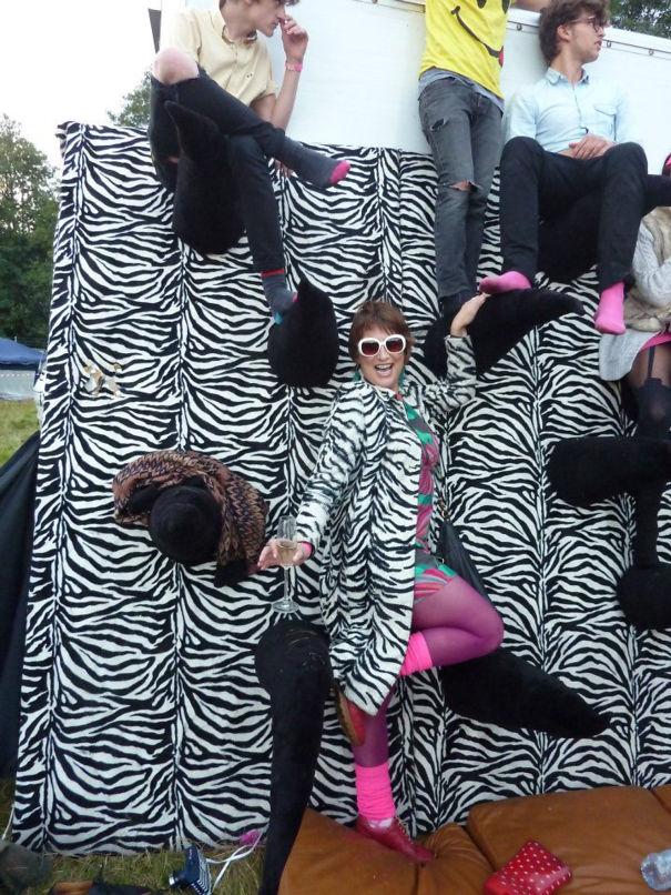 Debra The Zebra It's There In Black And White