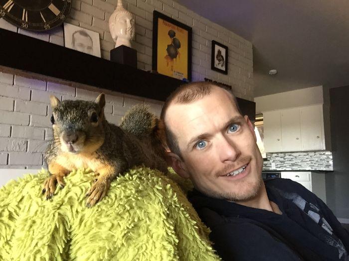 Squirrelito – My Little Buddy
