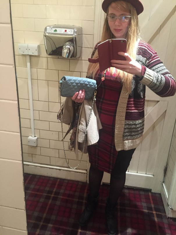 Bathroom Carpet In A Pub