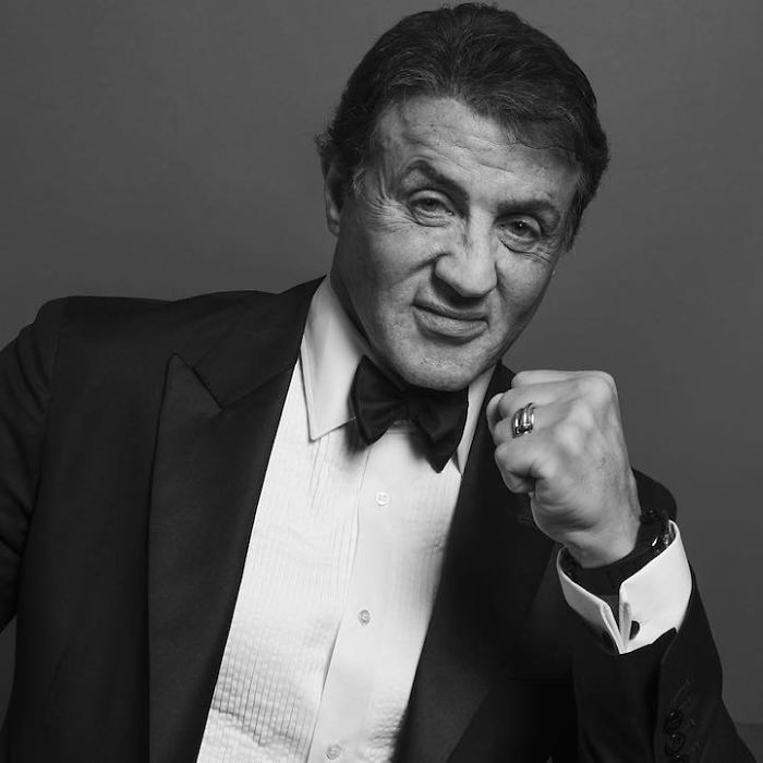 Sylvester stallone best supporting actor in a motion picture