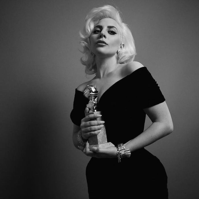 Intimate Portraits Of Celebrities At The Golden Globe Awards