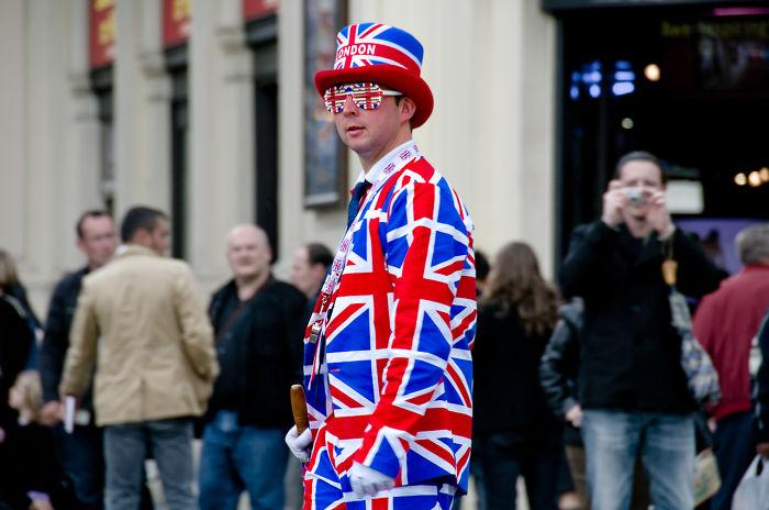 London Guy