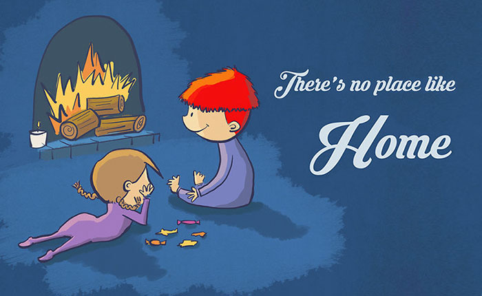 I Illustrated 10 Of My Favorite Quotes From Children's Books