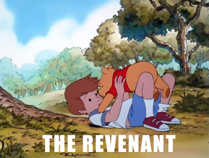 10 Oscar-Nominated Movies Recreated With Winnie The Pooh