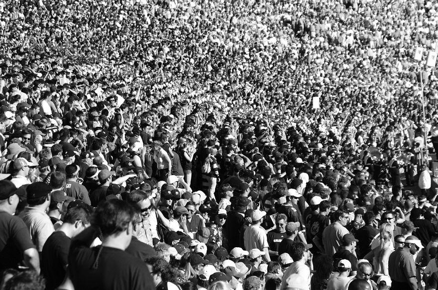 #15 Find The Panda: Stadium Crowd
