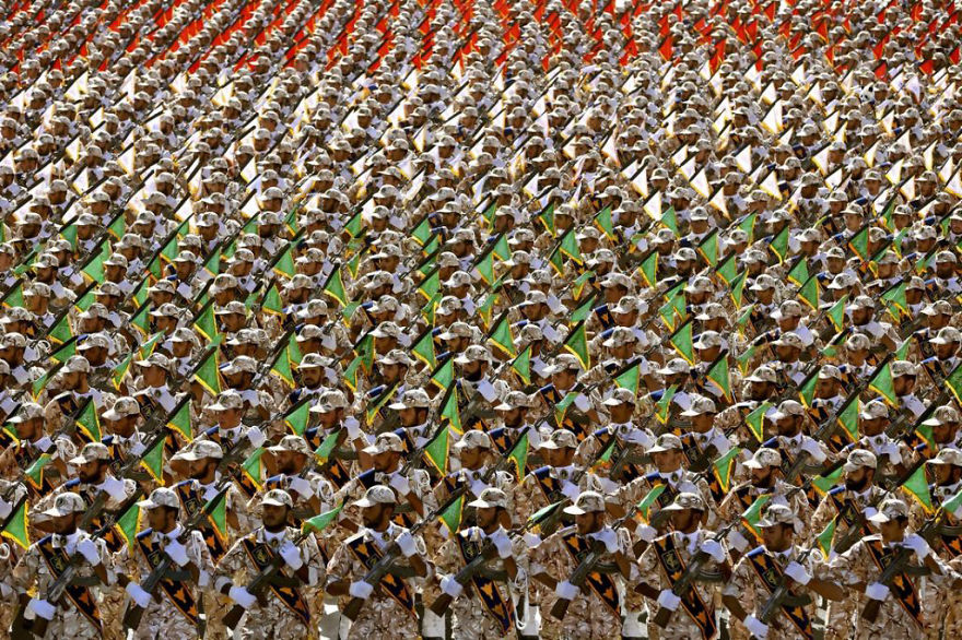 Find The Panda: Military Parade