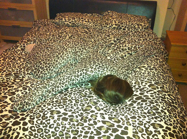 Camouflage Level Girlfriend