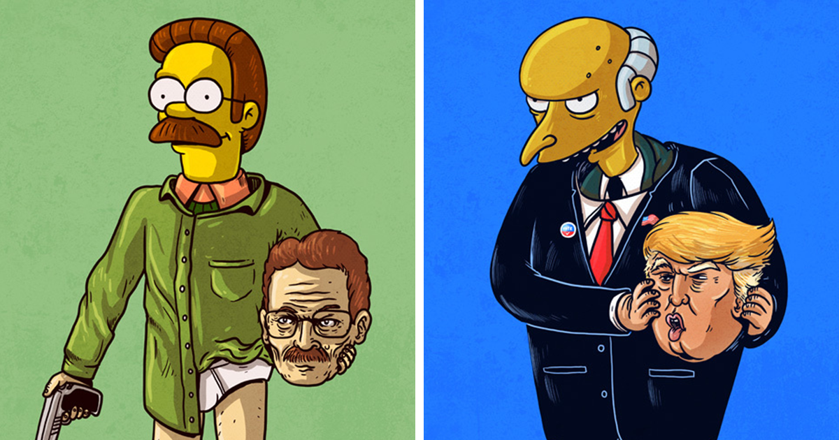 The Secret Identities Of Pop Culture Characters Revealed