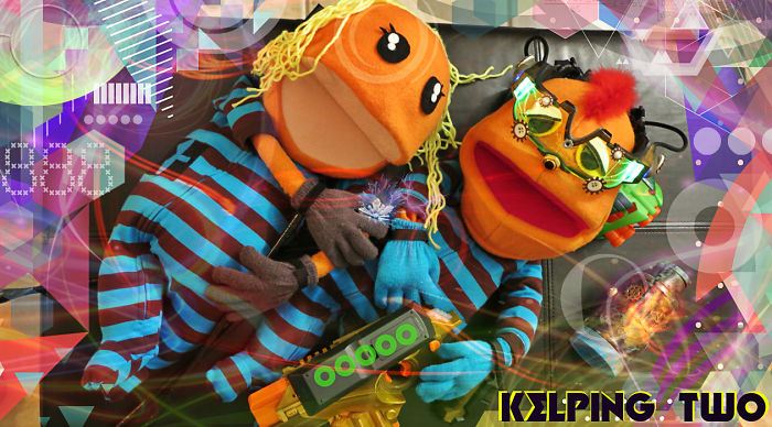 Puppets From Space: Kelping Two