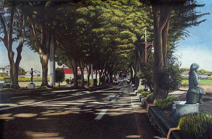 Realistic Drawings Of Tokyo By Ryota Hayashi