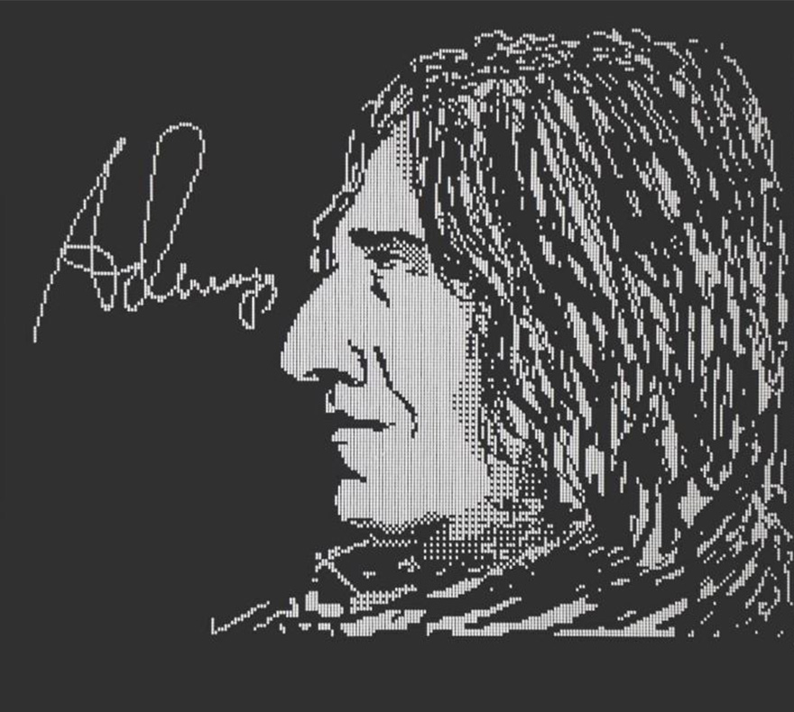 My Last Tribute To Alan Rickman, Farewell Professor, You Taught Me A Lot About Love!