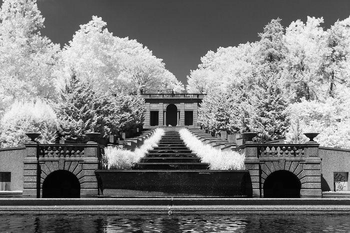 Seeing Washington, DC In Infrared