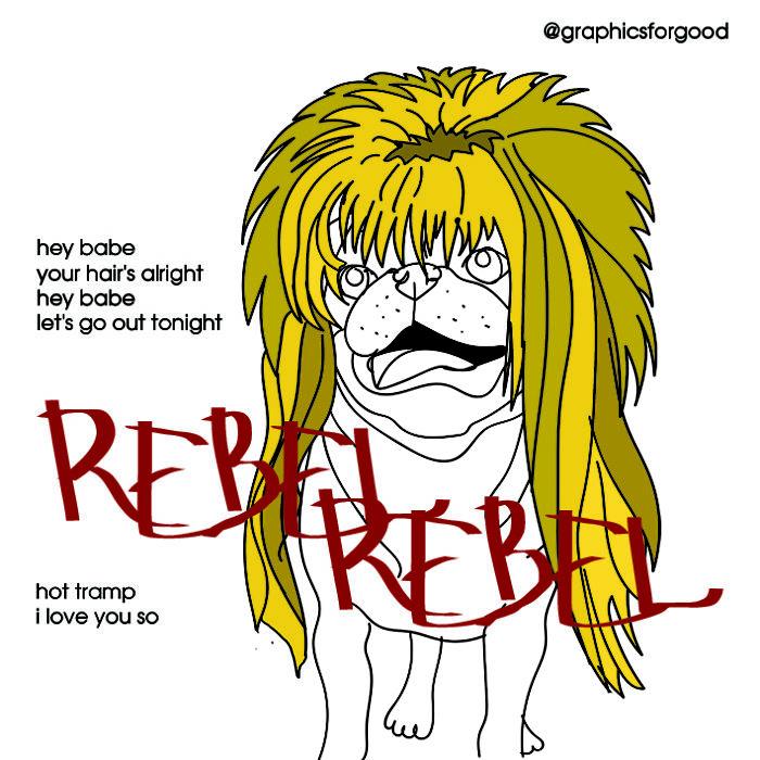 Rebel Pug
