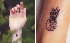 15+ Minimalist Tattoo Ideas That Will Inspire You To Get Inked