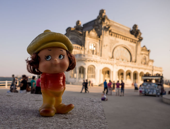Spunky Marcel Is Your New Guide To Constanta, Romania