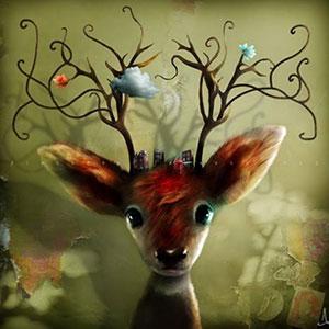 Fairytale-Like Illustrations By Swedish Artist Alexander Jansson