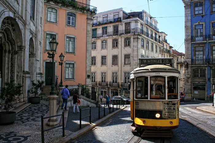 The Eternal Charm Of Lisbon