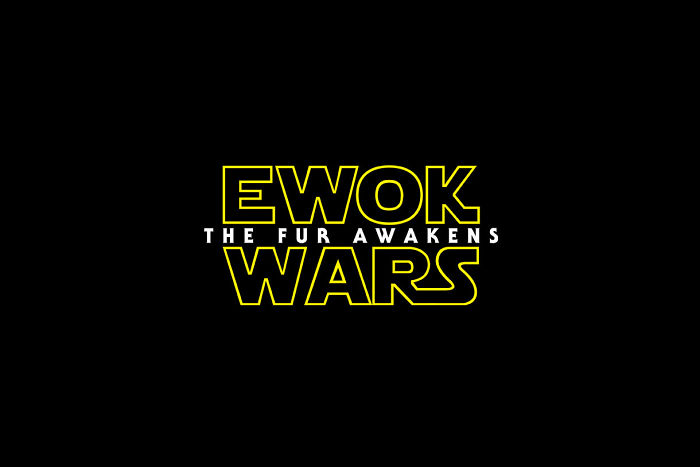 I Reveal A Different Side Of Ewoks With Toys Through The Fur Awakens.