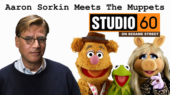 The Muppets Read Aaron Sorkin Dialogue