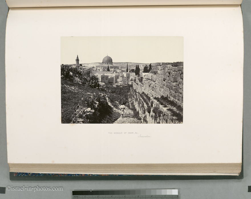 Israel: Then and Now Photos of Jerusalem - MPC Journal