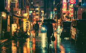 Magical Night Photography Of Tokyo's Streets by Masashi Wakui