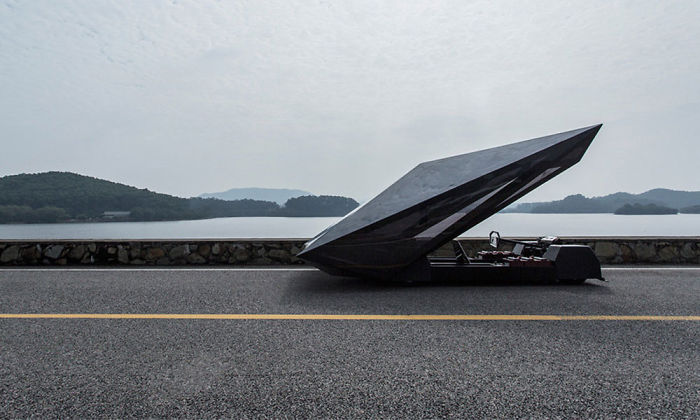 United Nude Lo Res Concept Car