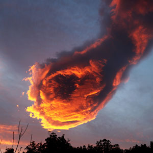 Stunning Cloud Formation Appears Above Portugal, People Call It