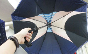Upskirt Umbrellas Is The Latest Craze In Japan