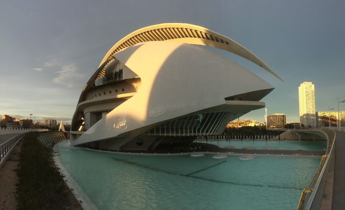 Valencia Art And Science Museum