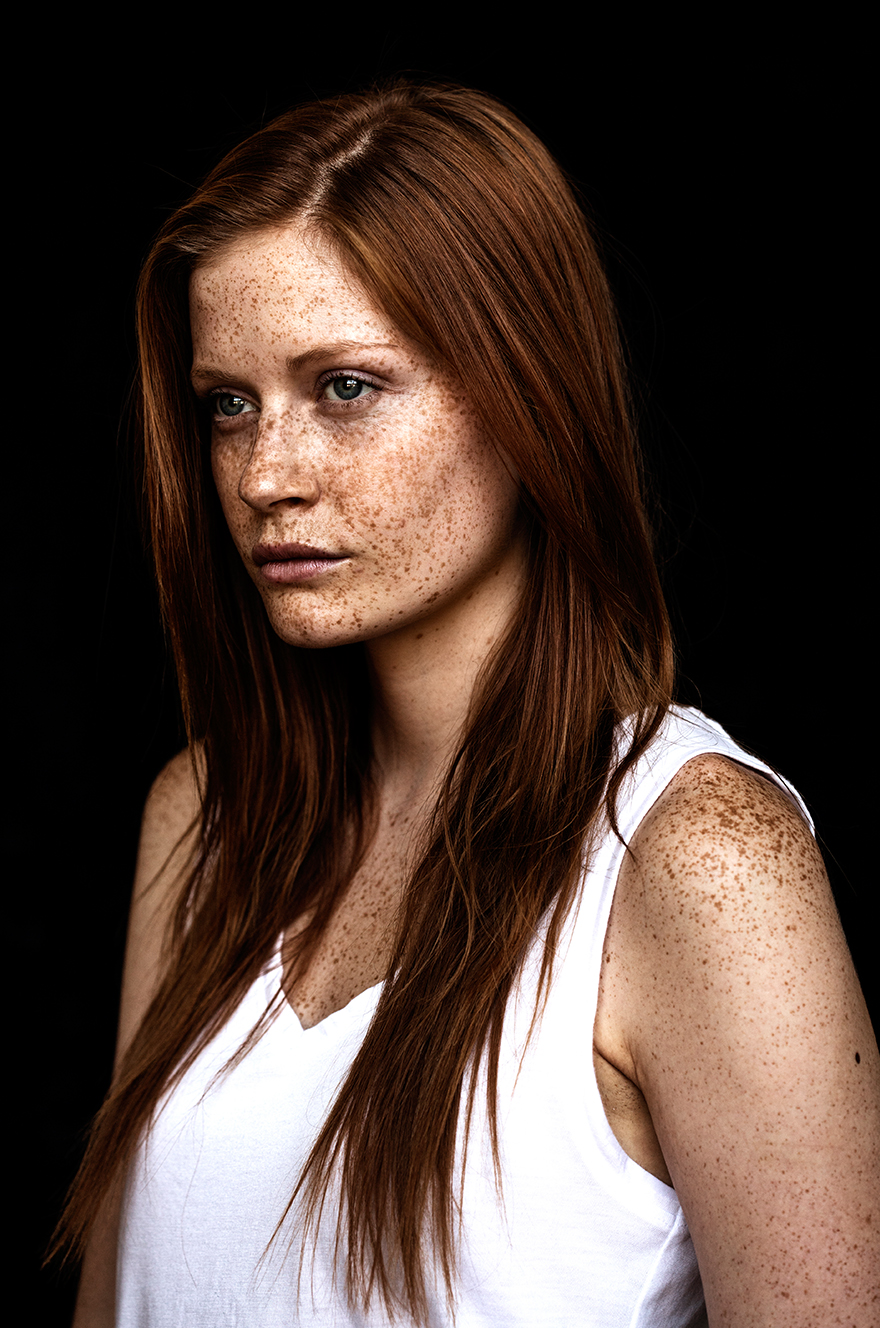 We Are Freckled: Swedish Photographer Captured 100 ...