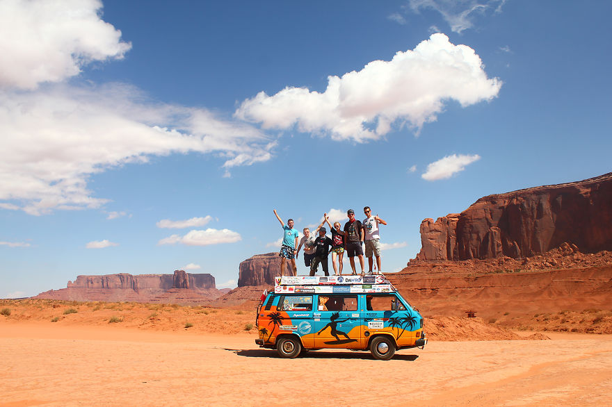 We Visited Over 50 Countries With Our Van Spending Only 8 A Day 15 880