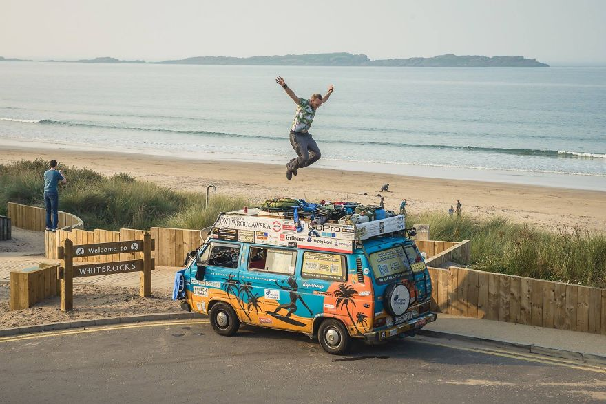 We Visited Over 50 Countries With Our Van Spending Only 8 A Day 24 880