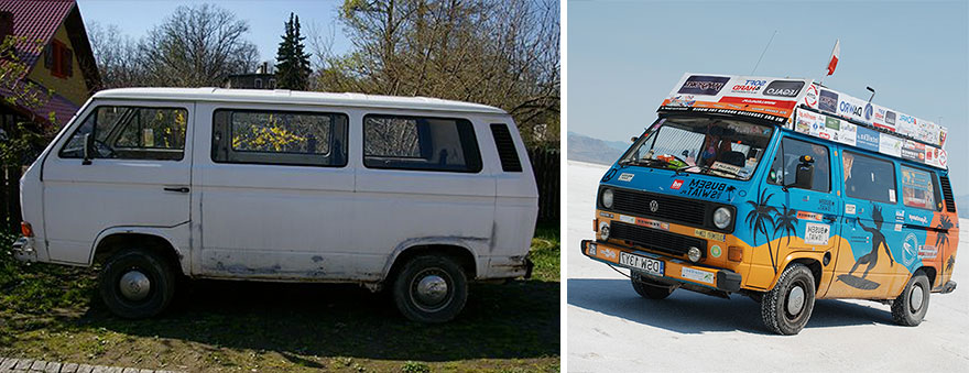 We Visited Over 50 Countries With Our Van Spending Only $8 A Day (UPDATED)