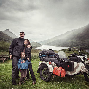 We Wanted To Show The World To Our 4-Year-Old So We Went On A 28,000Km Trip Around Europe