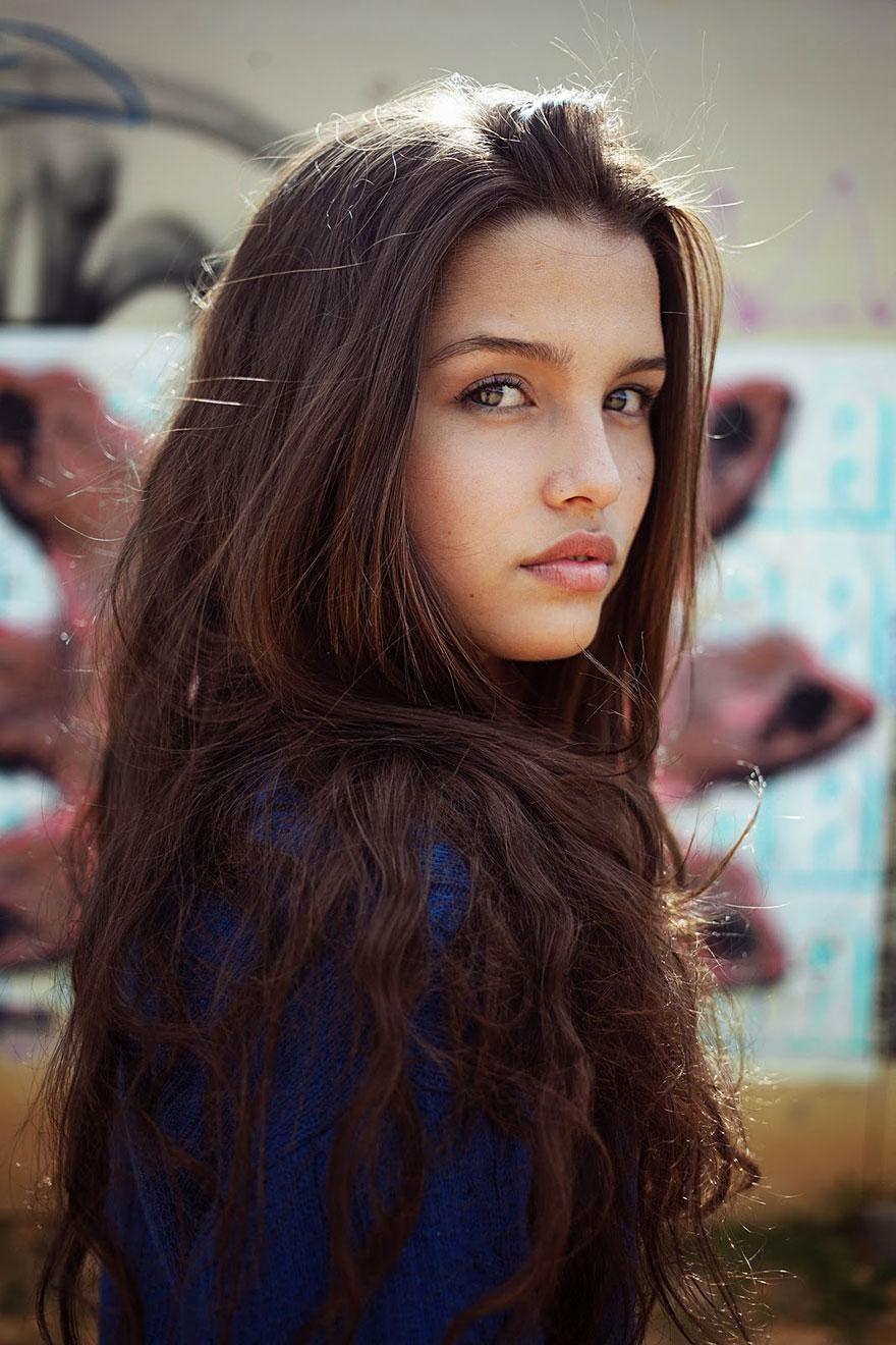 Romanian Nude Teen Beauty 26