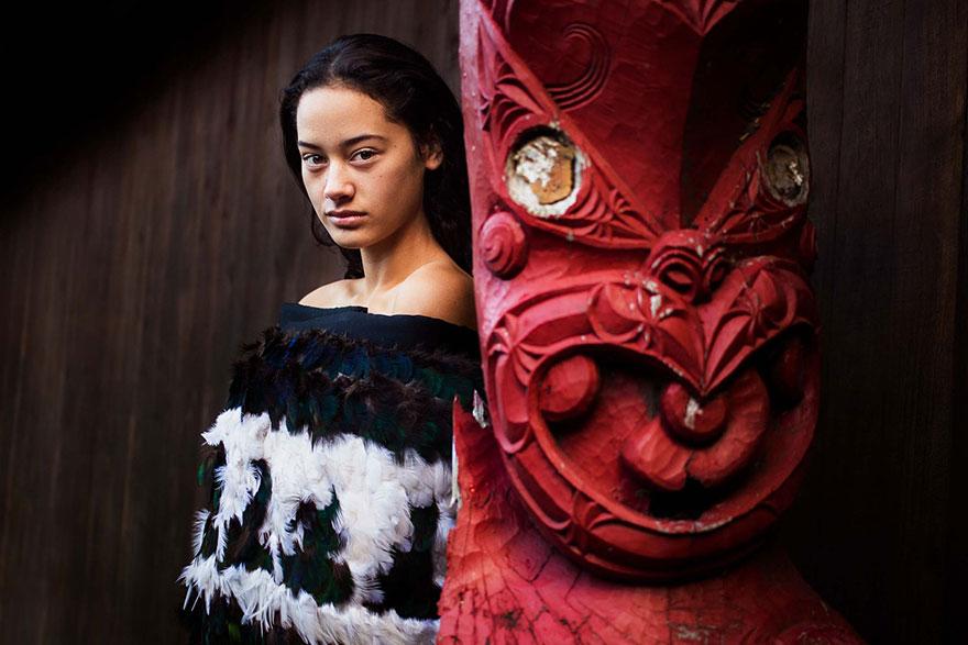 Maori Marae, New Zealand