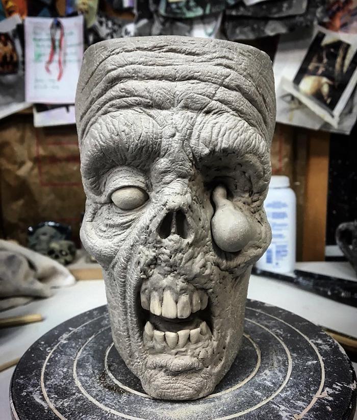 zombie-mug-pottery-slow-joe-kevin-turkey-merck-8