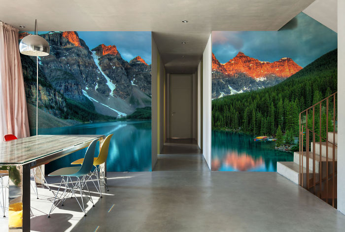 10 Stunning National Parks As Wall Murals