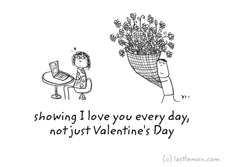 10 ways to show someone you love them