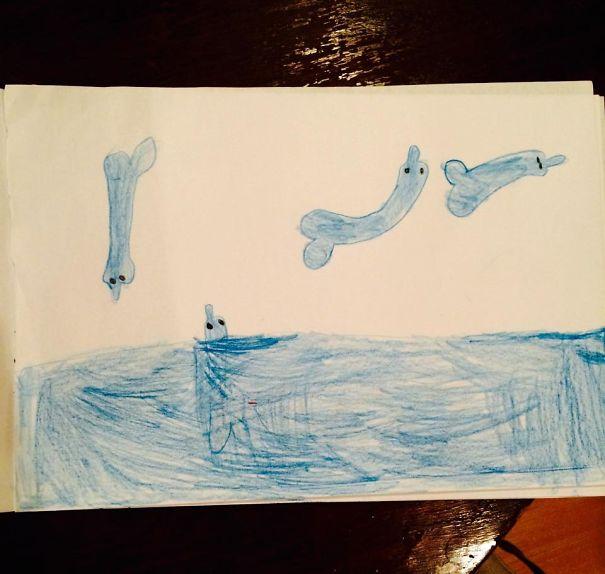 My Daughter's Dolphinarium :)