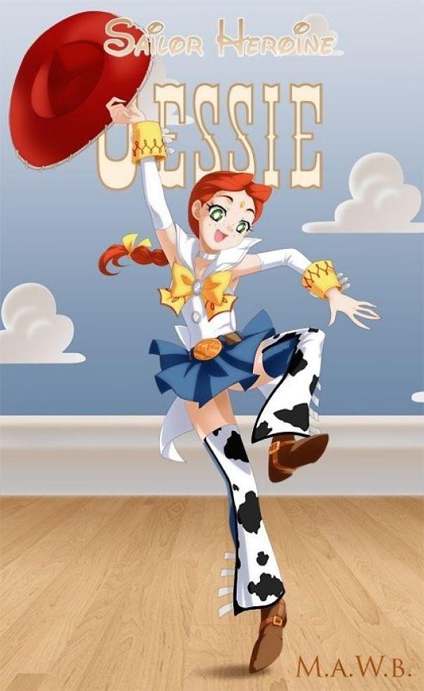"""Jessie - """"Toy Story"""""""