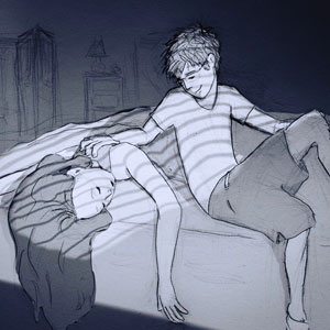 Husband Illustrated Every Single Day He Spent With His Beloved Wife In 365 Drawings
